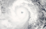 Landfalling Typhoons Have Become More Intense
