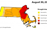 New England is Wicked Dry Right Now