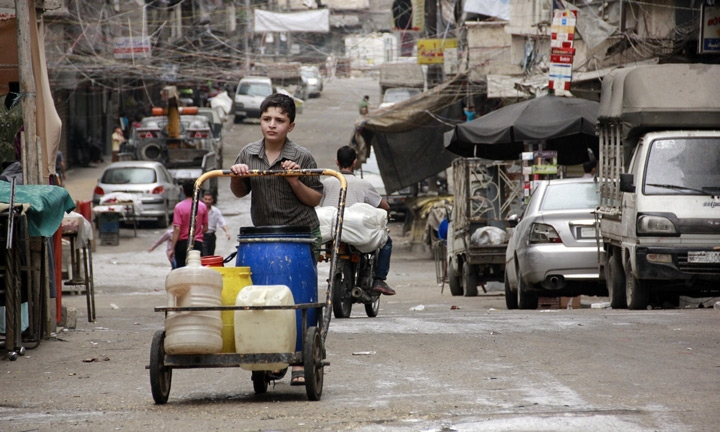 Middle East Faces Water Shortages for the Next 25 Years