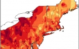 5th Hottest U.S. Summer Saw Record Northeast Heat