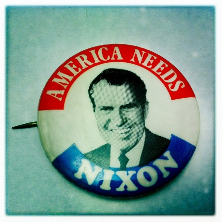 I despised Nixon so much back then that even now it's hard for me to get it into my head that he was a hero in at least one important way: he ...