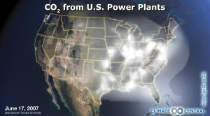 CO2 From Power Plants