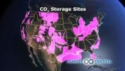 CO2 Storage Areas