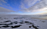 Arctic Sea Ice Near Record Low as Melt Season Ends
