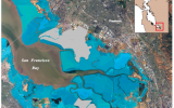 NASA Visualizes Sea Level Rise in San Francisco Bay Area