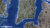 Maps Show Quarter Million New Yorkers Reside Below Potential Storm Surge Level