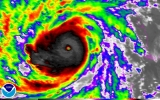 Monster Cyclone Phailin Poses Deadly Threat to India