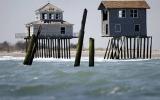 New York Times Op-Ed: Rising Seas, Vanishing Coastlines