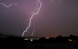 Like Ozone Layer, Holes in Study on Thunderstorms