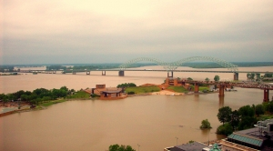Mississippi and Ohio River Flooding