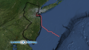 Carbon Capture and Sequestration off the NJ Coast
