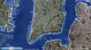 Maps Show Quarter Million New Yorkers Reside Below Potential Storm Surge Level