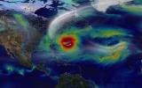 NASA's Beautiful Animation of Hurricane Sandy's Winds