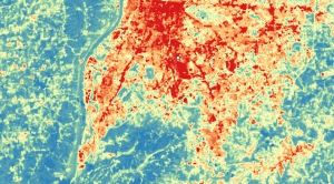 Hot and Getting Hotter: Heat Islands Cooking U.S. Cities