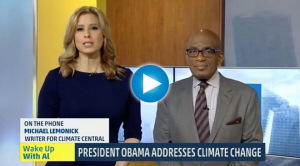 Roker and Lemonick Discuss Obama's Climate Plan
