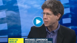 Mike Lemonick Talks 2015 Climate on 'Wake Up With Al'