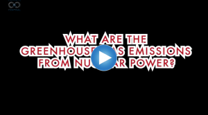 What Are the Greenhouse Emissions from Nuclear Power?