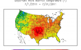 Southern Heat and Drought Projected to Continue into Fall, Forecasters Say
