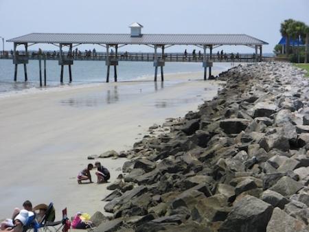 St Simons Island Beach Erosion