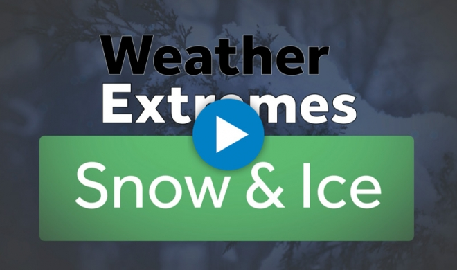 Weather Extremes: Snow and Ice