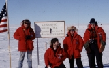 East Antarctic Ice Sheet: Freezing From the Bottom Up