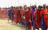 Tanzania's Maasai Facing Impacts of Climate Change