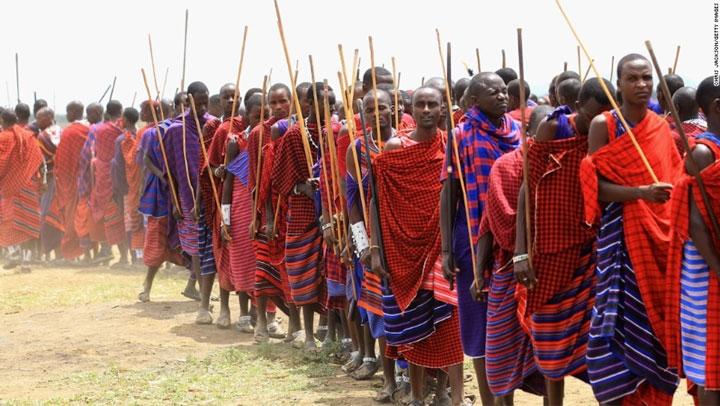 Custom Maasai Society Essay