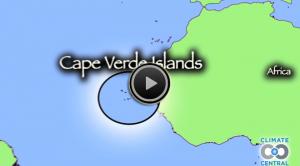 Cape Verde Hurricanes