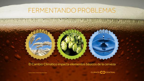 Cambio Climático y la Cerveza