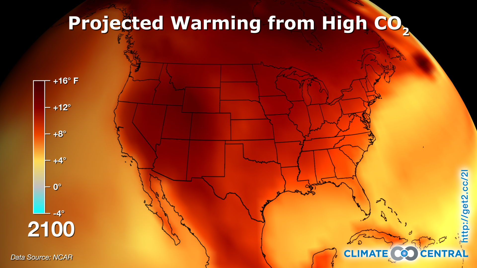 US Temperature Projections | Climate Central