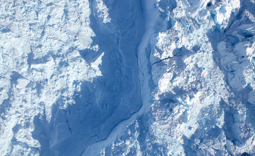 Greenland S Fastest Flowing Glacier Speeds Up Climate