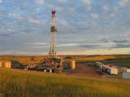 Drilling Fracking Efficiency Fuels Oil And Gas Boom