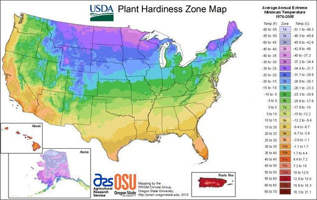 Years Later USDA Releases New And Improved Map Climate Central - Map of usda approved areas