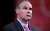Pruitt Dances on Climate, Calls for Change at EPA
