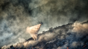Climate Change's Fingerprints All Over California Wildfires