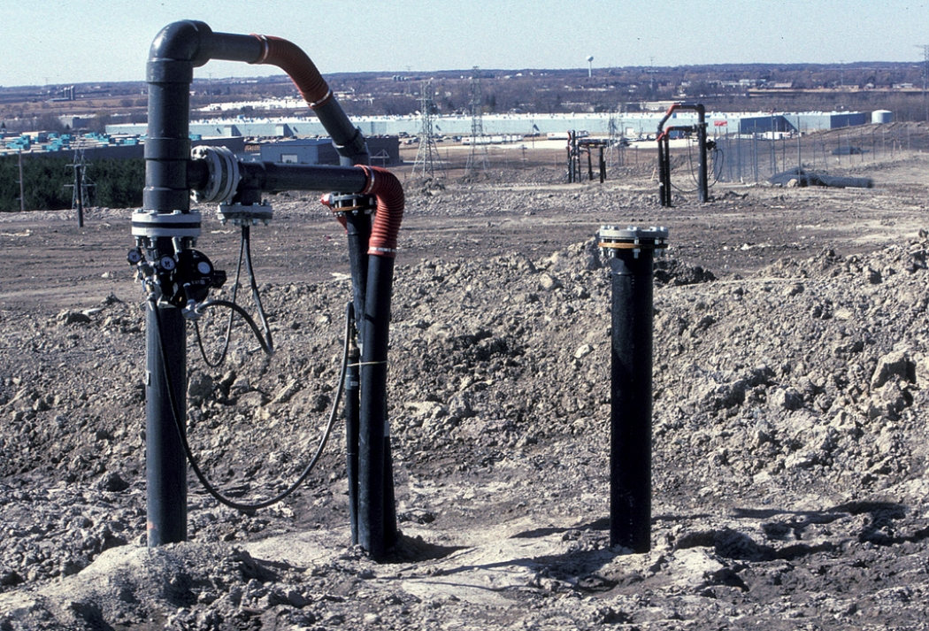 Fuel gas system of gas production |Gasoline Vapor System