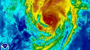 Typhoon Wipha to Strike Tokyo, Fukushima Tuesday