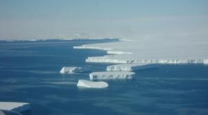 Warm Ocean Water Takes Toll on Antarctica's Glaciers