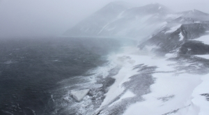 An Ill Wind Blows in Antarctica, Threatens Global Flooding