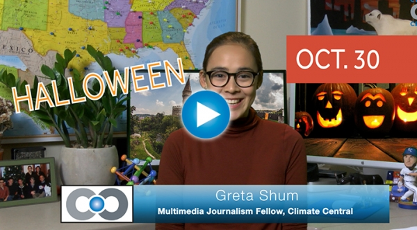 The Shum Show: El Niño Brings a Halloween Spook