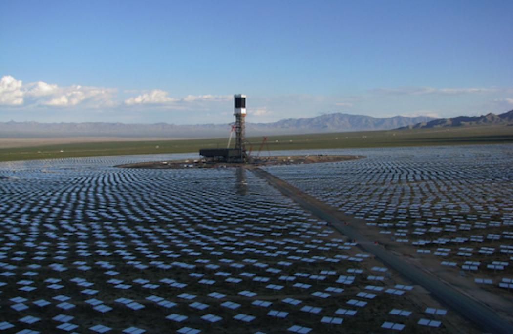 Electricity Generated Using Solar Mirrors To Double In 2013 Climate Central