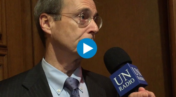 Paul Hanle on The Paris Agreement with UN Radio