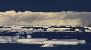 East Antarctica is Melting From Above and Below