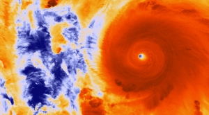 Climate Image of the Year: Hurricane Patricia
