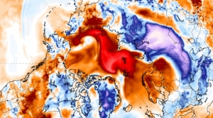 Temperatures Are Soaring at the North Pole . . . Again