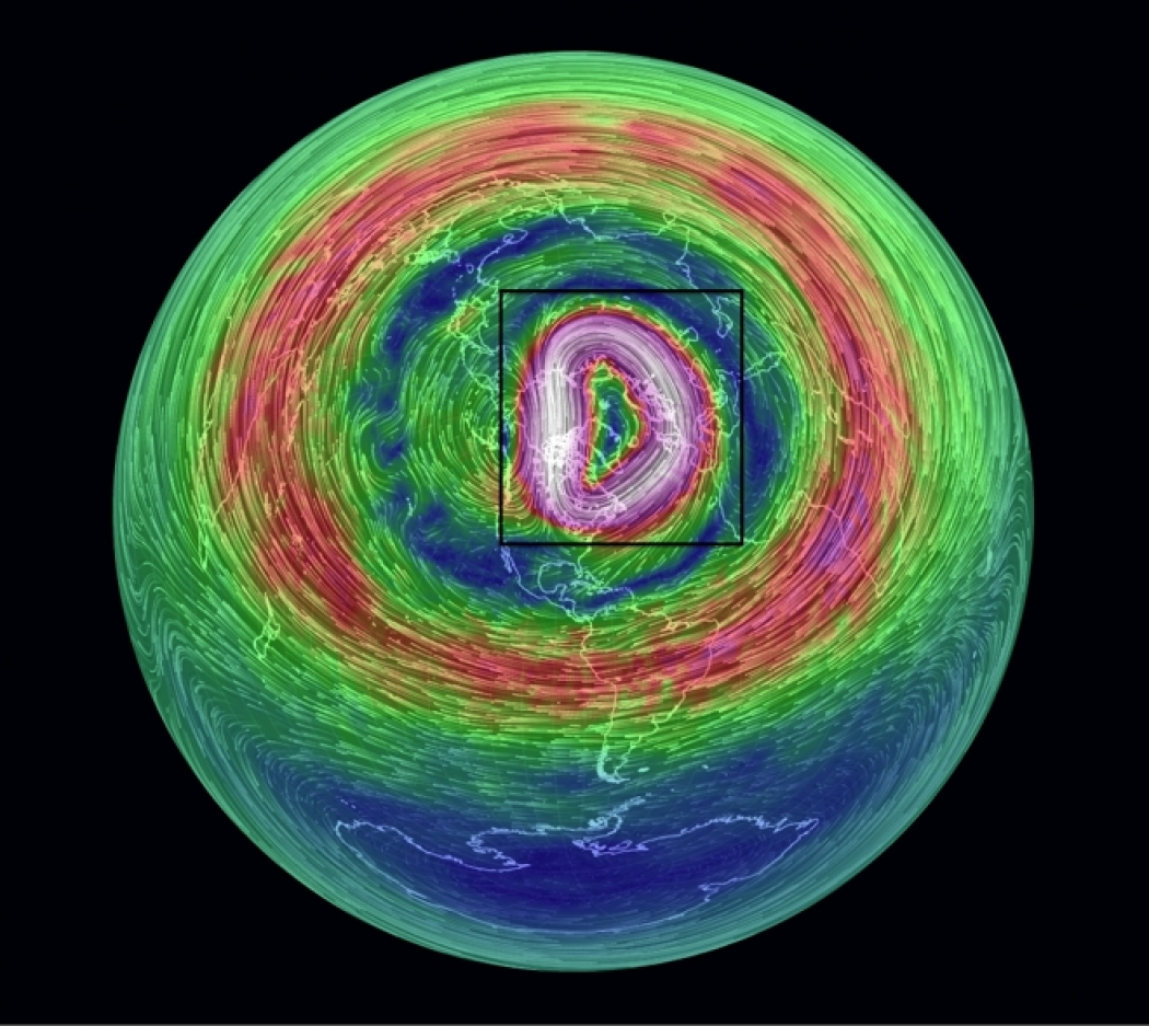 Polar Vortex Is Back: Coldest of the Cold En Route to U S