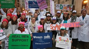 Women Scientists Advocating for Equality Surge to 14,000