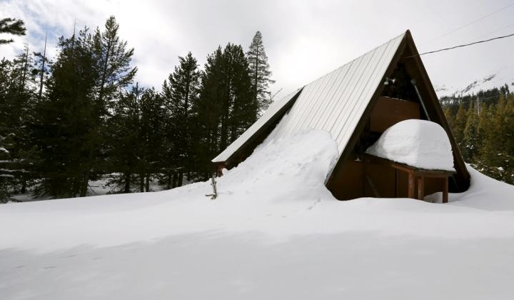 El Nino Is Here, So Why Is California Still in Drought?