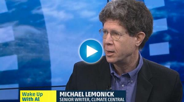Mike Lemonick Talks 2015 Climate on 'Wake Up With Al'