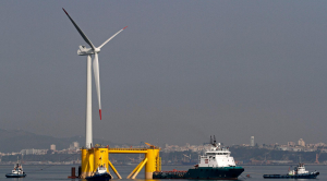 The future of wind energy is floating turbines on the ocean